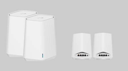 NETGEAR amplía el liderazgo de wifi 6 con la última oferta dirigida a pequeñas empresas y teletrabajo: orbi pro wifi 6 mini