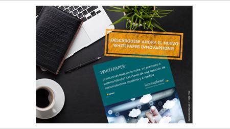 """INNOVAPHONE: Nuevo Whitepaper innovaphone: """"¿Comunicaciones en la nube, on premises o sistema híbrido? Las claves de una solución de comunicaciones moderna y a medida"""""""