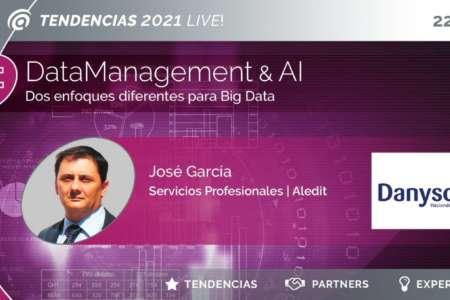 Dos enfoques diferentes para Big Data