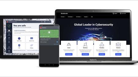 MCR amplía su oferta de seguridad endpoint con las soluciones de Bitdefender
