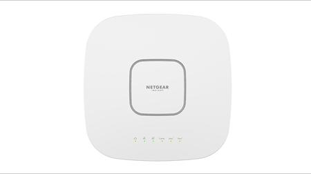 NETGEAR extiende el liderazgo de wifi 6 con un nuevo punto de acceso inalámbrico tribanda