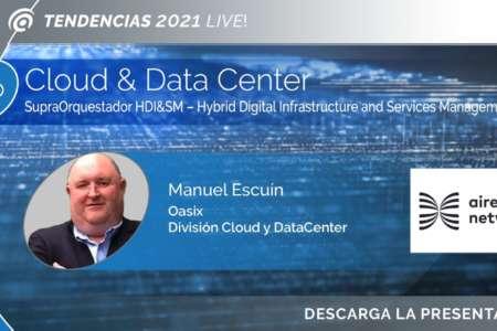 SupraOrquestador HDI&SM –  Hybrid Digital Infrastructure and Services Management