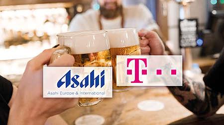 DEUTSCHE TELEKOM: El grupo cervecero Asahi Europe & International escoge a Deutsche Telekom como proveedor global de SD-WAN