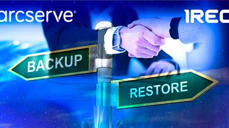 IREO suma las soluciones de Arcserve a su cartera de soluciones de backup y disaster recovery