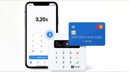MCR distribuye en España las soluciones de pago inteligentes de SumUp