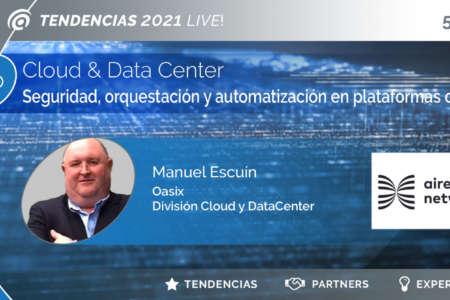 Visión y tendencias Aire Networks cloud MCloud