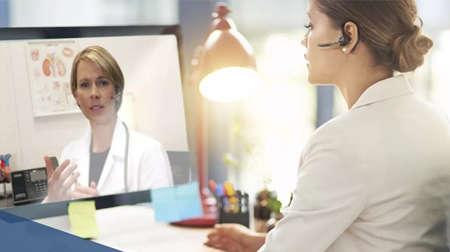 WESTCON & Poly – Webinar de Soluciones para el sector de la salud