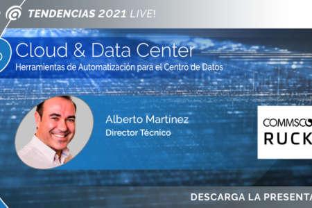 Herramientas de Automatización para el Centro de Datos