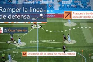 MICROSOFT: LaLiga y Microsoft presentan Beyond Stats, un proyecto de análisis futbolístico avanzado que profundiza en el juego de cada equipo