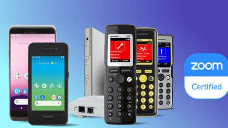 SPECTRALINK: El conjunto de dispositivos móviles de Spectralink obtiene la certificación Zoom Phone, mejorando la experiencia inalámbrica.