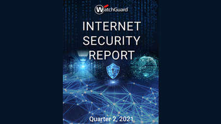 WATCHGUARD Threat Lab informa que el 91,5% del malware llegó a través de conexiones cifradas en el segundo trimestre de 2021